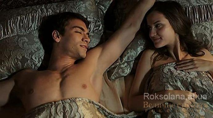 Порно фото великолепный век